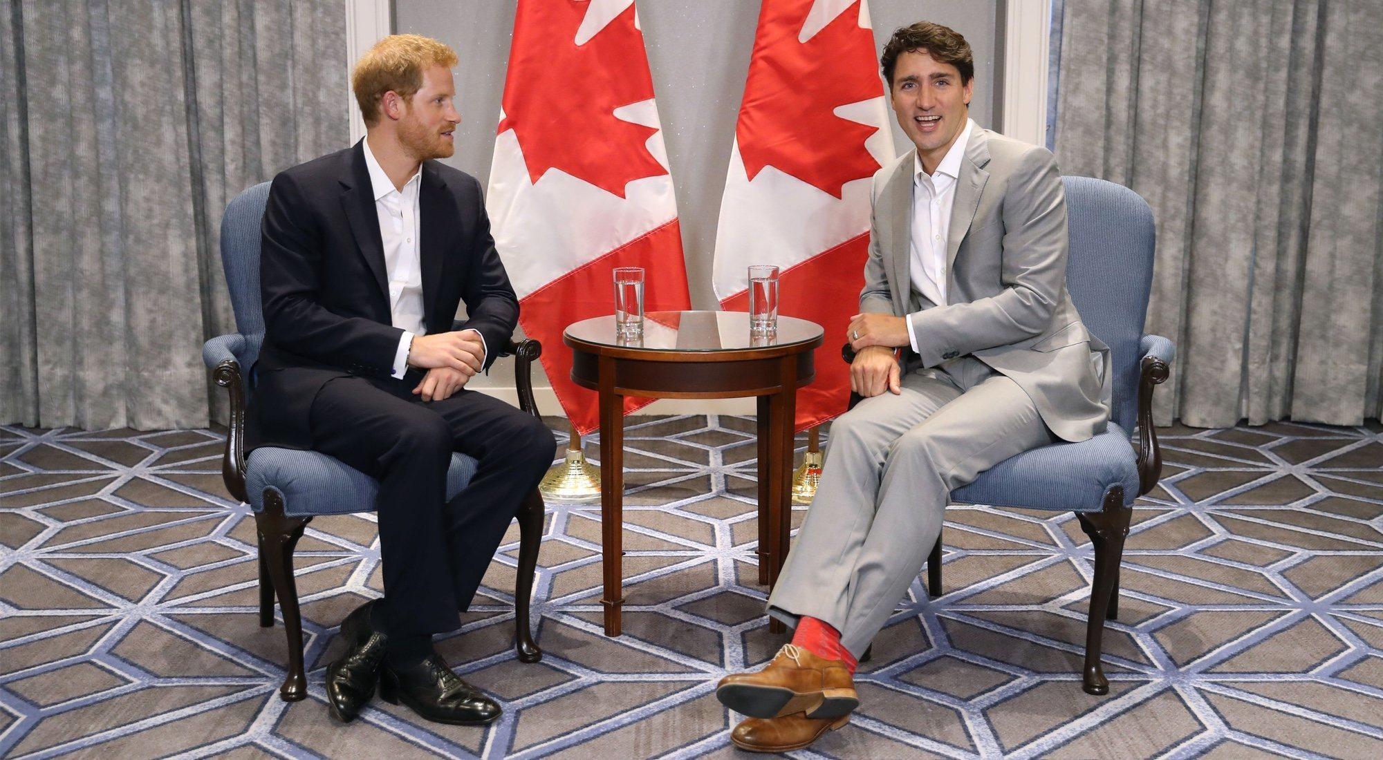 Los calcetines de Justin Trudeau y la nueva política