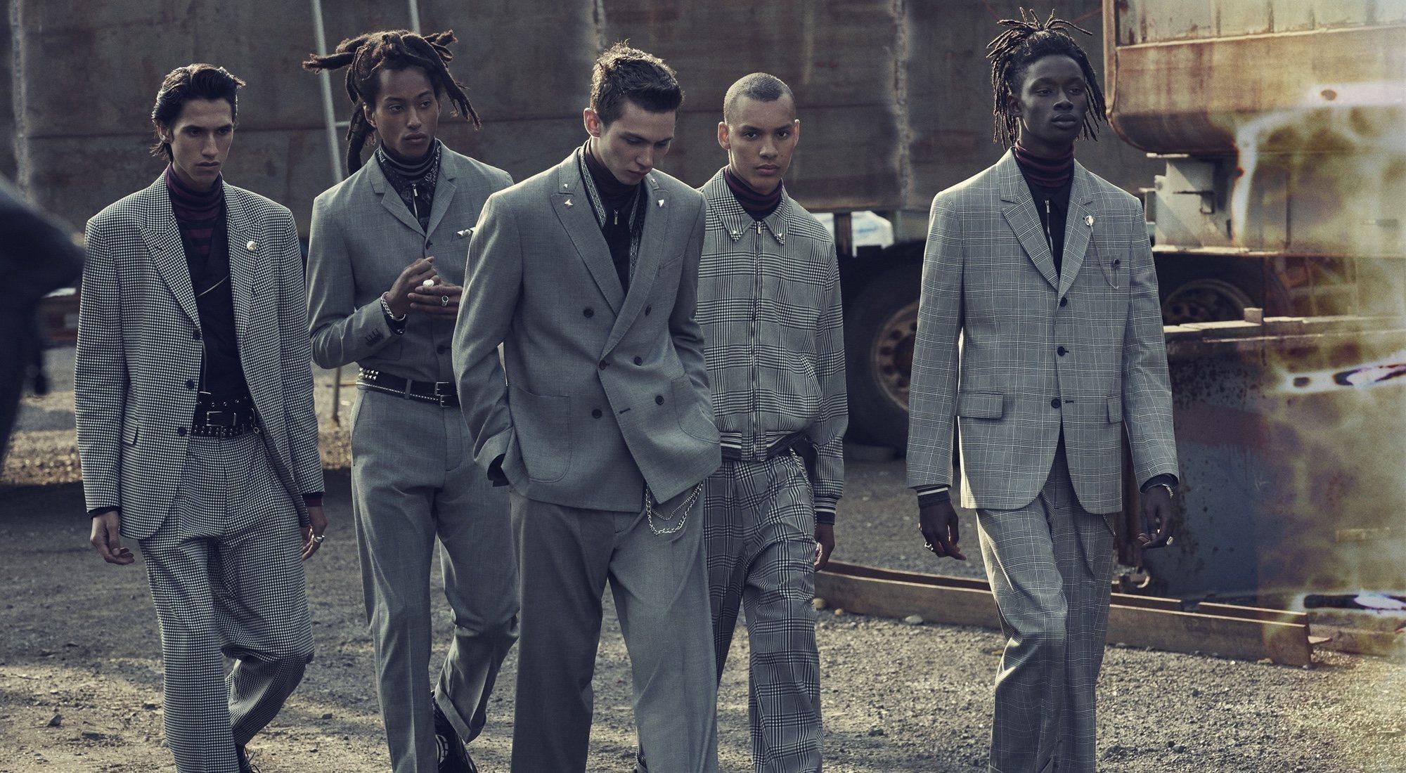 'Peaky Blinders' ha provocado que vayamos a vestir este invierno como en los años 20