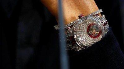 Cristiano Ronaldo: su reloj de 2 millones plantea un debate moral
