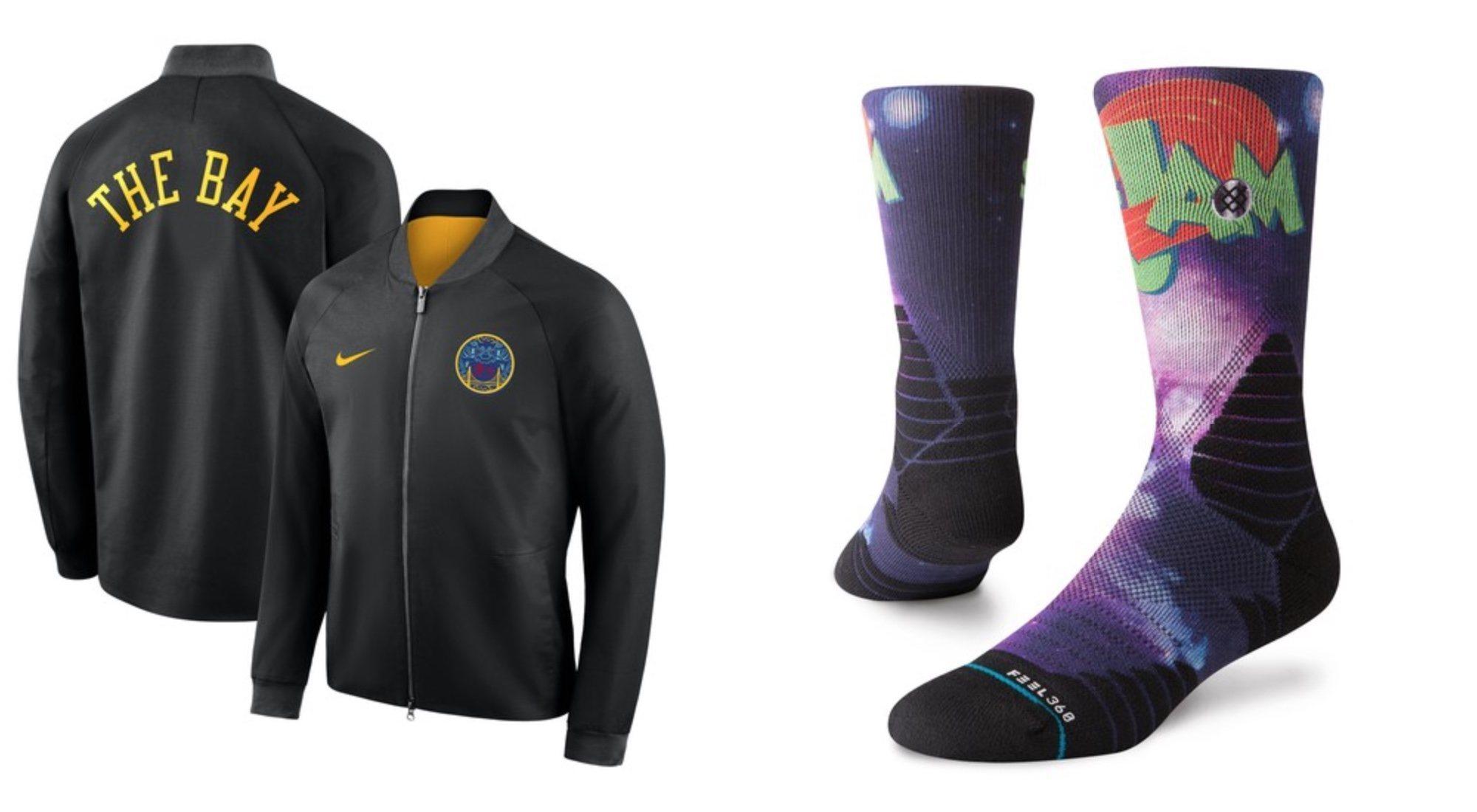 Merchandising NBA: las franquicias presentan sus nuevas prendas