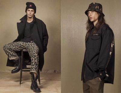 Zara SRPLS, la nueva colección de Zara que nos sumerge en el mundo militar