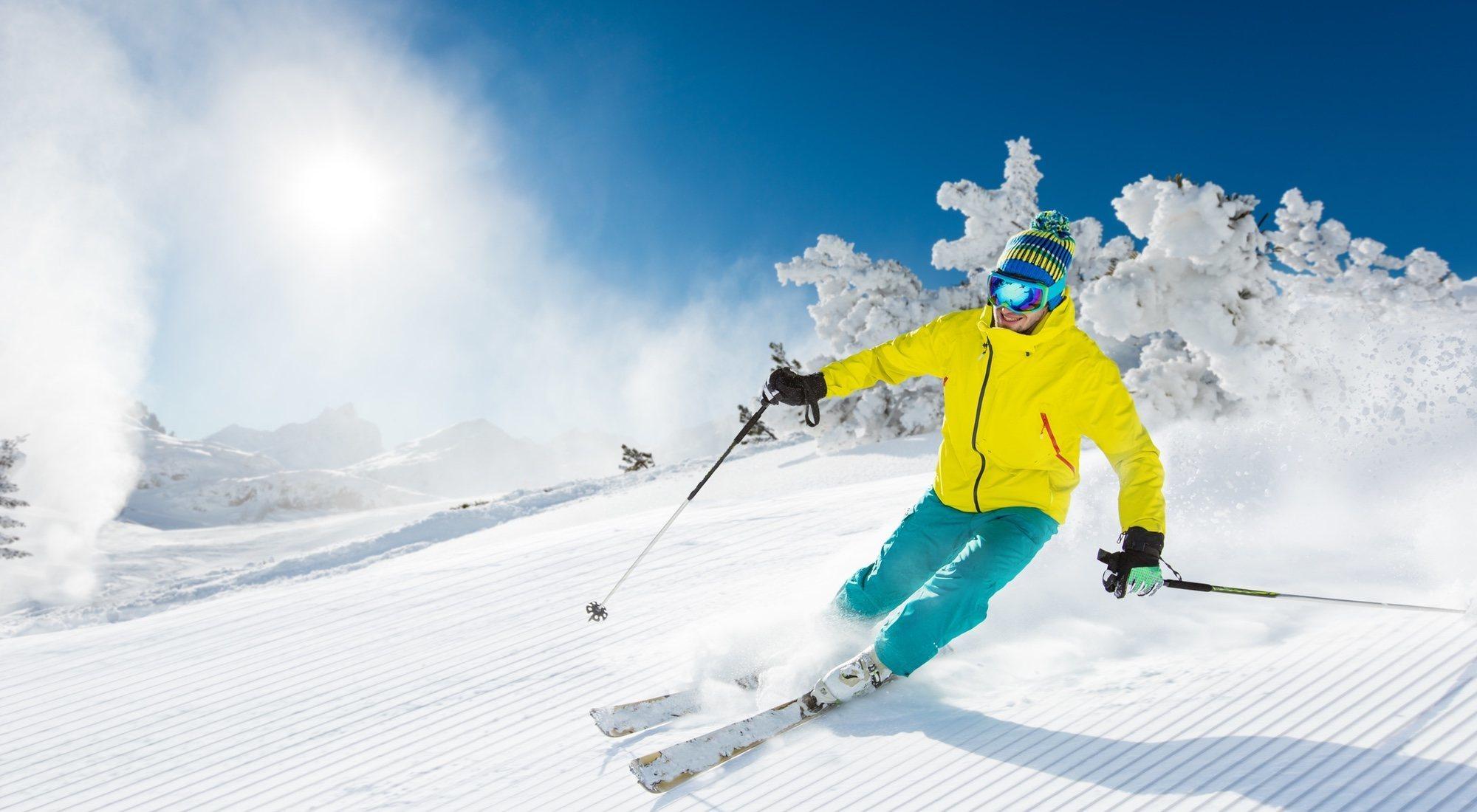 Ropa de esquí para lucir en las pistas este invierno