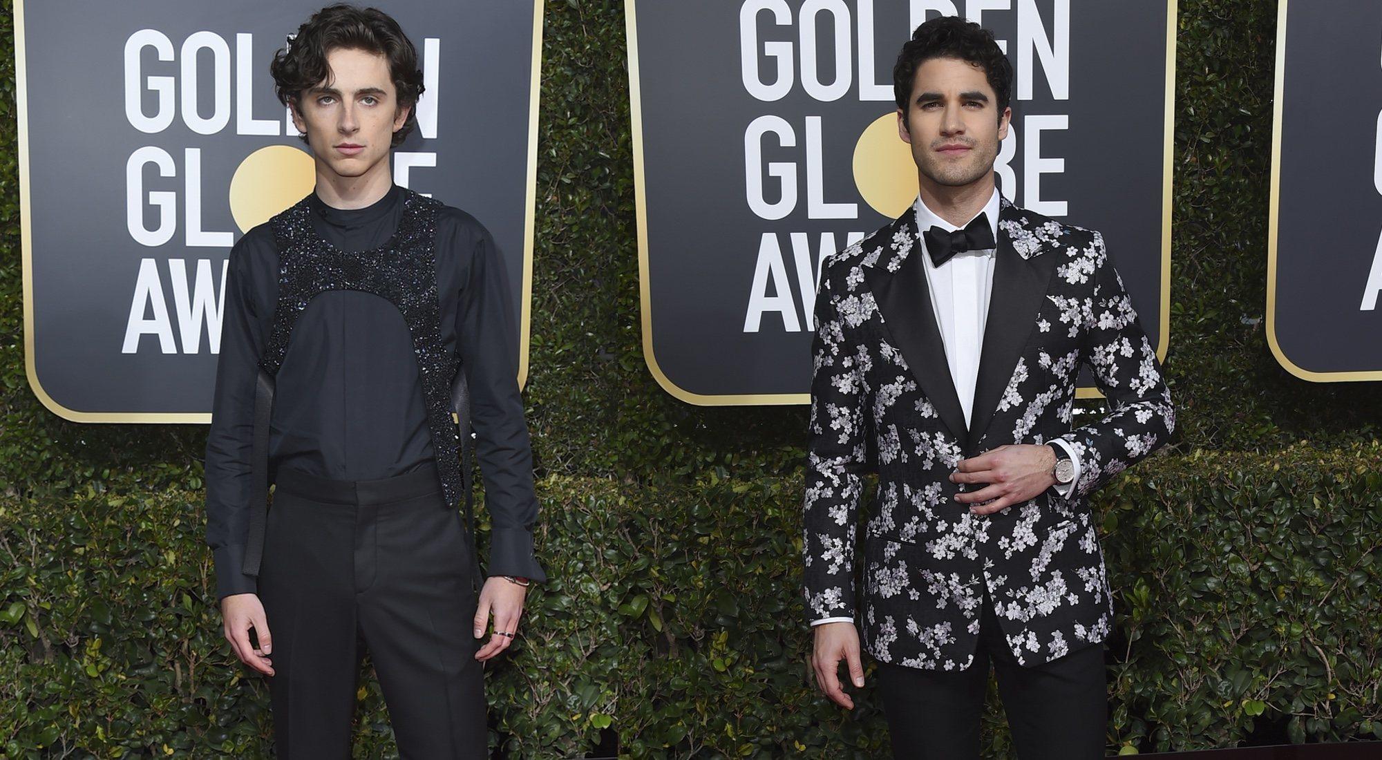 e1dc7a4d3 Globos de Oro 2019  los hombres mejor vestidos de los Globos de Oro ...