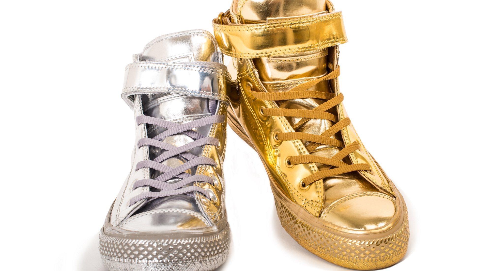 Las zapatillas más caras de la historia