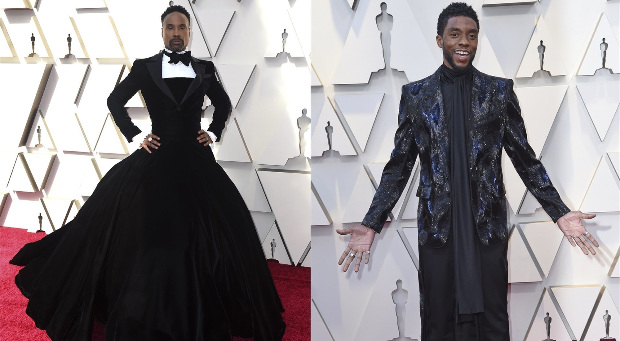 e99a661b6 Los hombres mejor (y peor) vestidos de los Oscar 2019 - MENzig