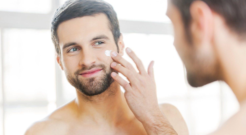 Rutina perfecta para la piel y el cuidado facial del hombre