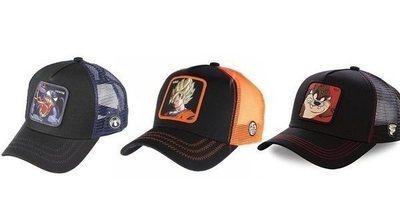 Gorras trucker: los dibujos están de moda en las gorras