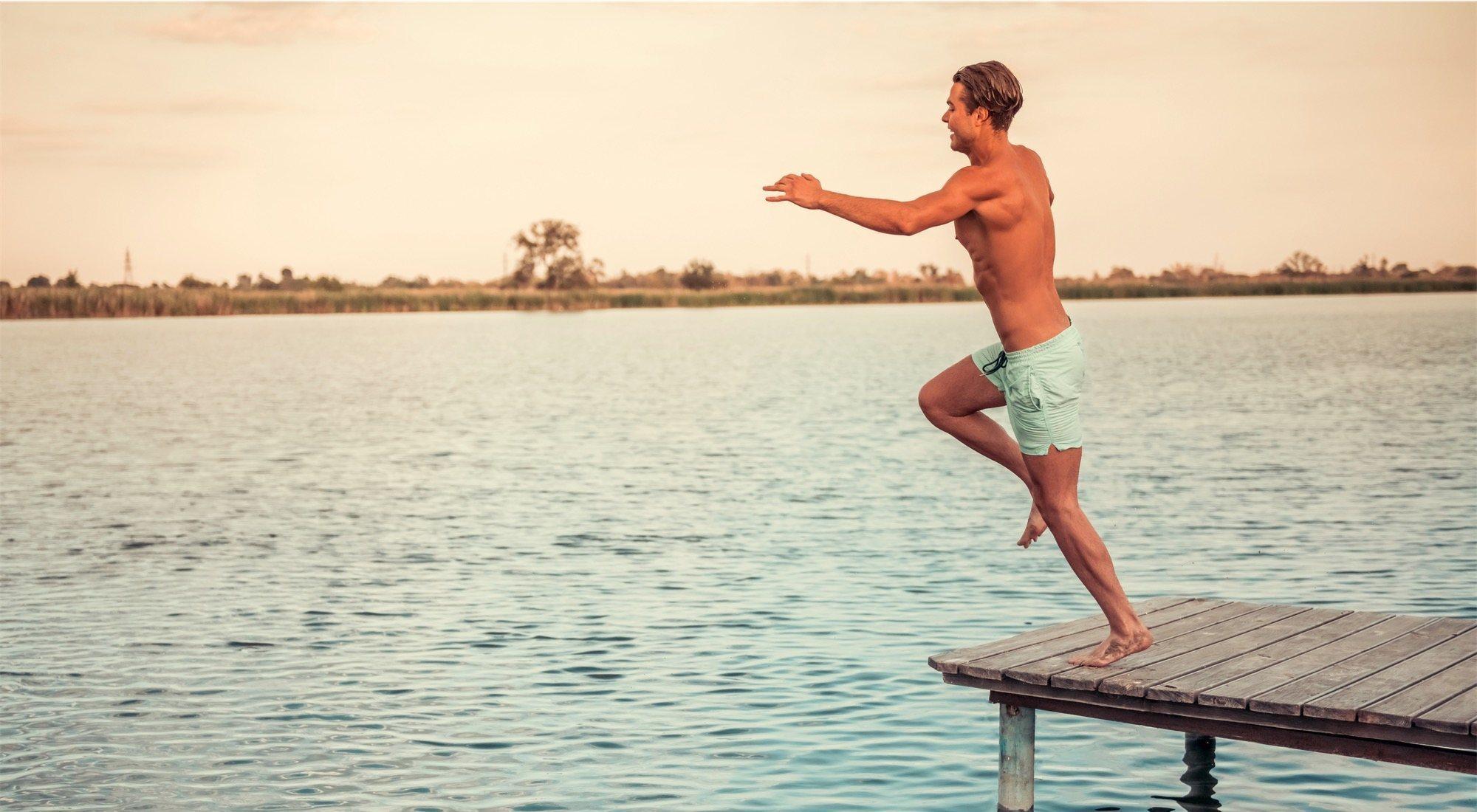 Bañadores: las tendencias para hombre este verano
