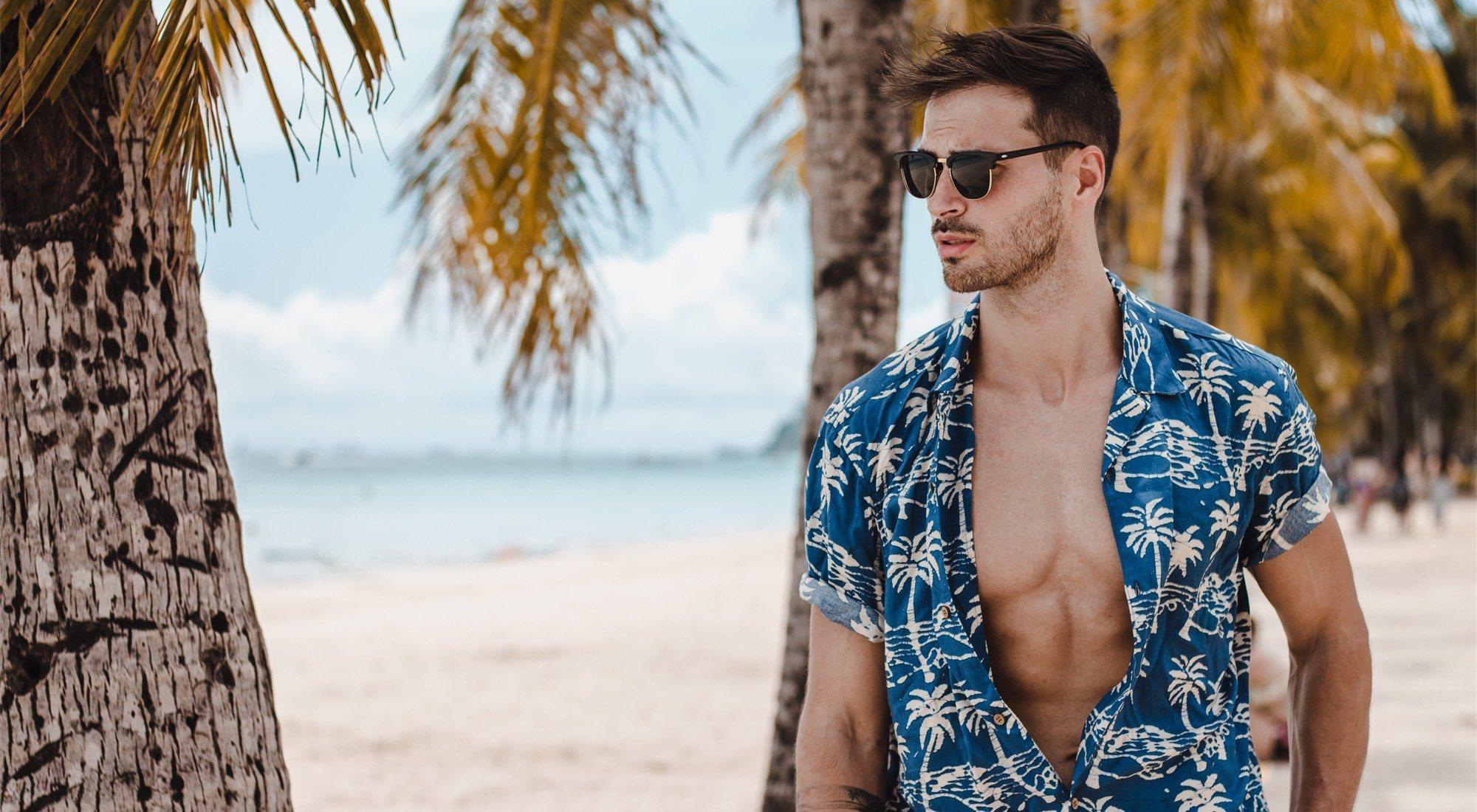 Camisas de verano, tendencias de 2019: este año se llevan llamativas