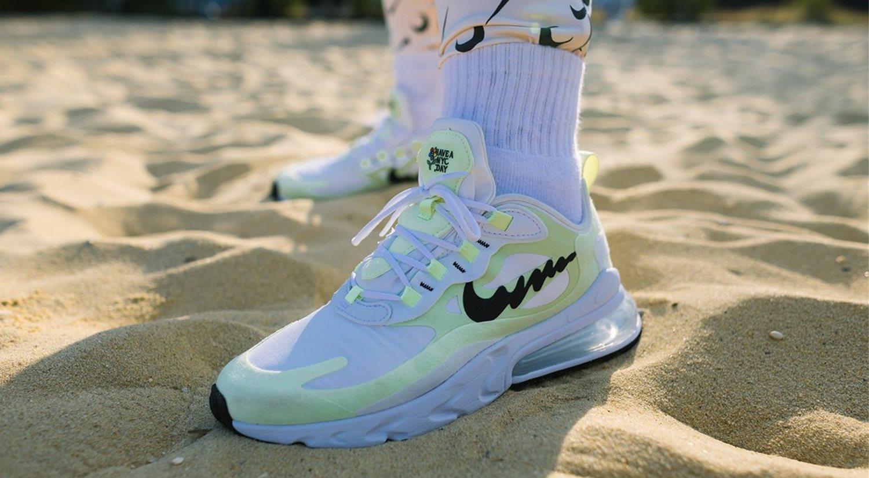 Nike Air Max 270 React 'In My Feels': la salud mental es importante para Nike