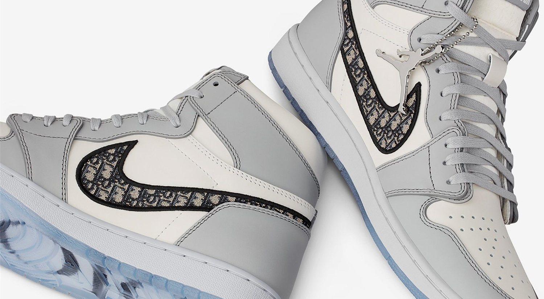 Nike y Dior se unen en el 35 aniversario de las Air Jordan