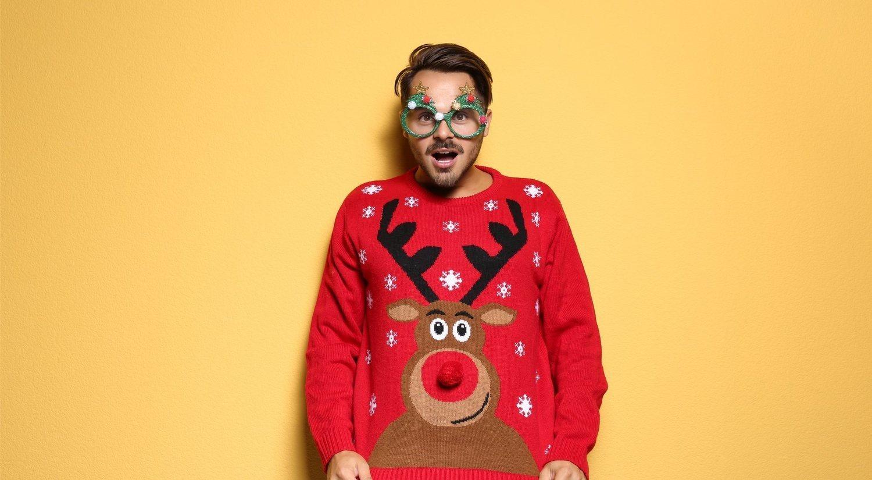 Los mejores jerséis de Navidad y cuándo llevarlos