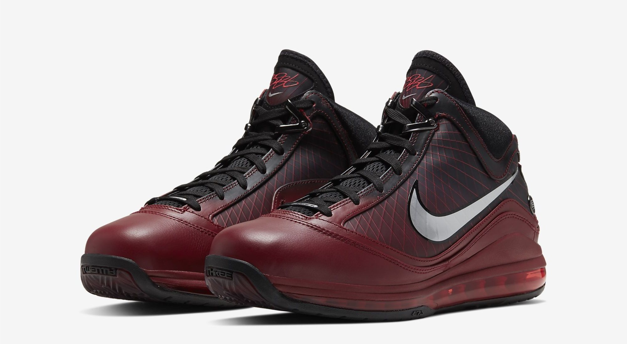 LeBron VII Christmas Retro, las botas de Nike para la Navidad