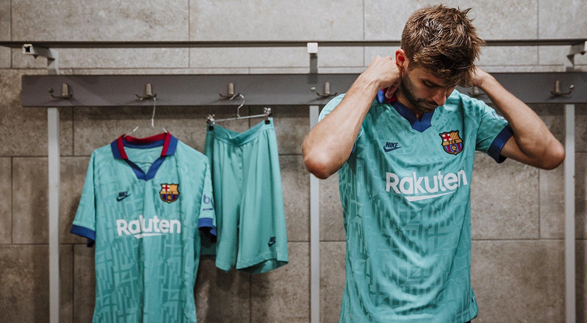 La moda de las camisetas vintage de fútbol