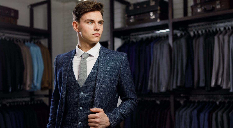 Reglas básicas para llevar chaleco con un traje