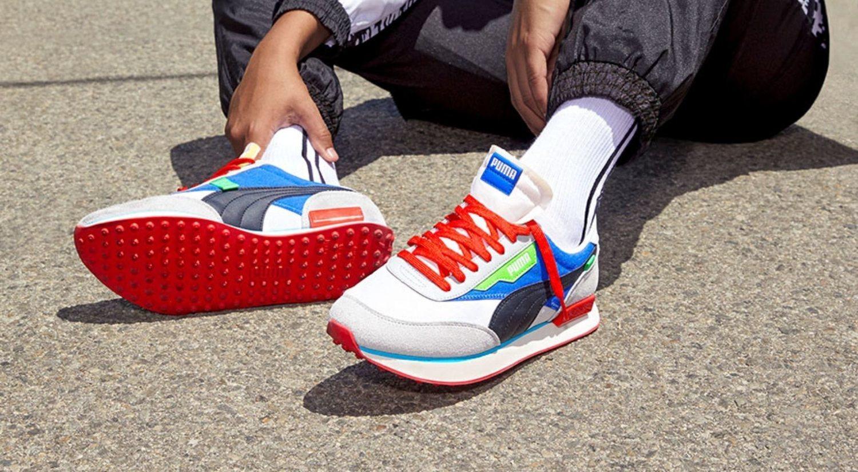 PUMA RIDER: la nueva colección de zapatillas es todo lo que necesitamos
