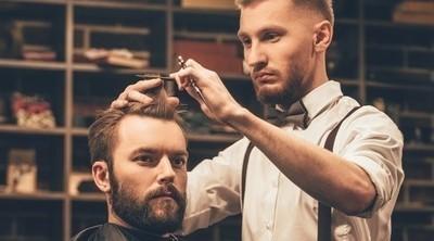 Peluquería masculina: un negocio que vuelve a resurgir