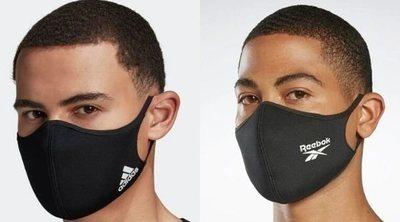 Adidas y Reebok lanzan mascarillas solidarias para combatir la COVID-19