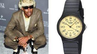 Llevar relojes Casio: la nueva moda de los famosos