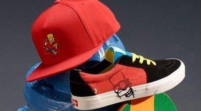 Colección The Simpsons x Vans: productos, imágenes y precio