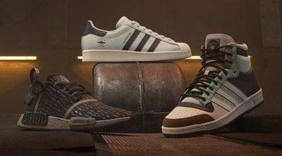 Colección Adidas x The Mandalorian: precio de las zapatillas más buscadas de la galaxia