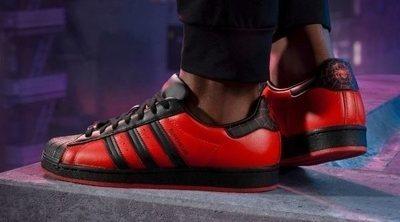 Adidas Superstar x Miles Morales, las nuevas sneakers del nuevo Spider-Man
