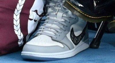 Las Nike Air Jordan Dior 1s del sobrino de Kamala Harris: ¿cuánto cuestan?