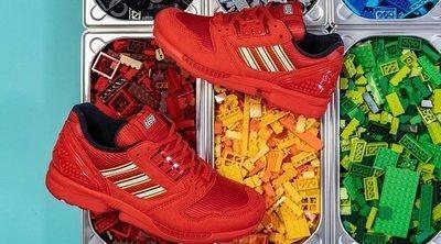 Adidas ZX 8000 'Color Pack': LEGO y adidas siguen sacando nuevas colecciones