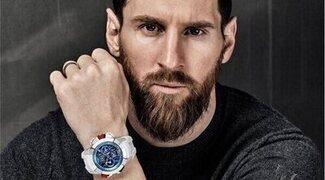 El reloj de Messi de Jacob & Co., el GOAT de los relojes