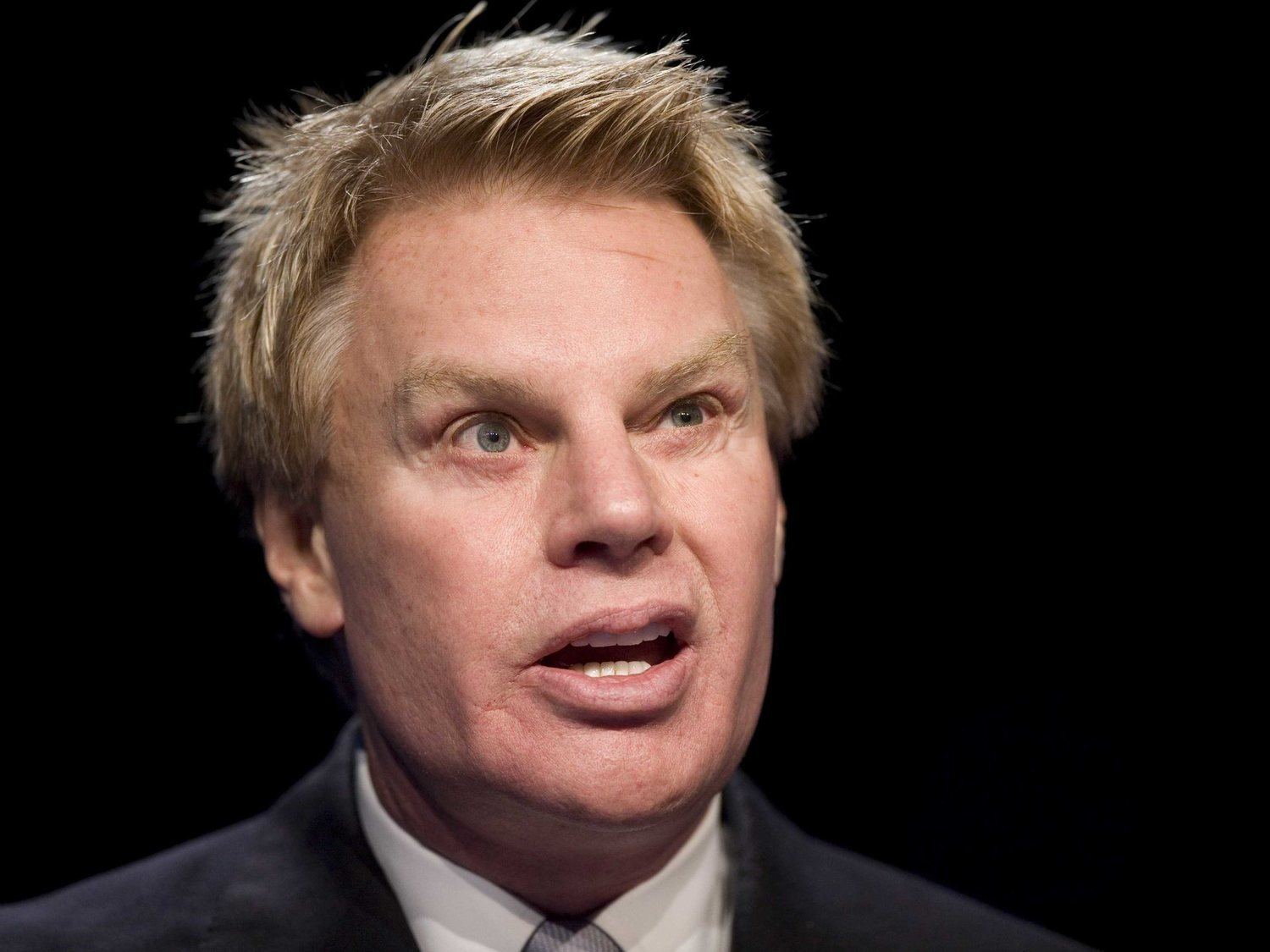 Mike Jeffries, CEO de Abercrombie & Fitch desde su refundación hasta 2014