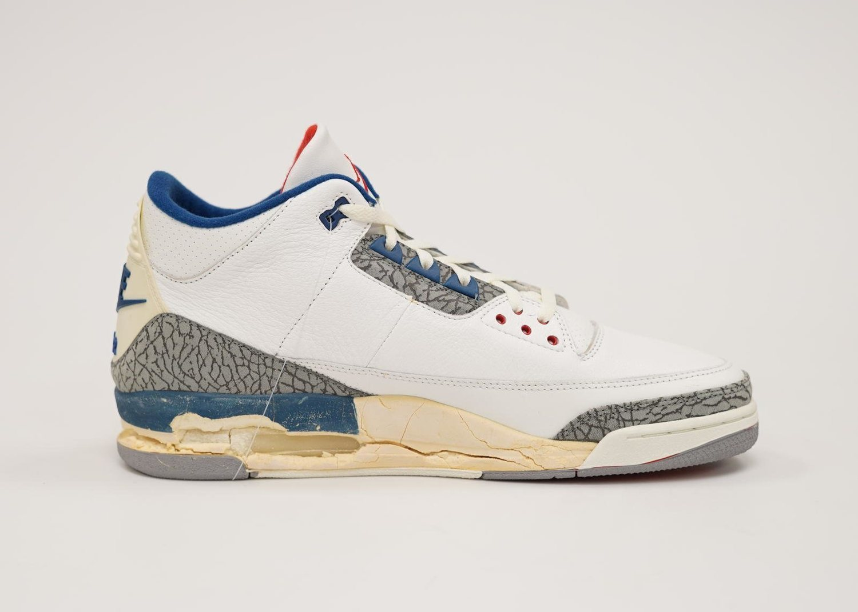 Nike Air Jordan 3 de 1988