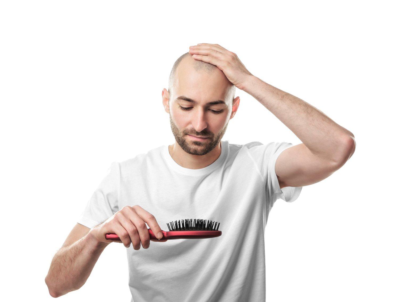 Si pierdes mucho pelo a lo largo del día puedes empezar a preocuparte.