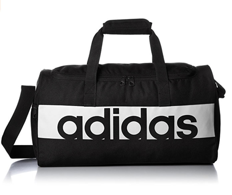 Bolsa de deporte Adidas negra (disponibles más colores).