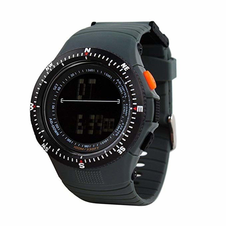 Las funciones que proporciona la digitalización hacen de este tipo de relojes verdaderas herramientas para ayudar en un trabajo duro o en actividades realizadas al aire libre.