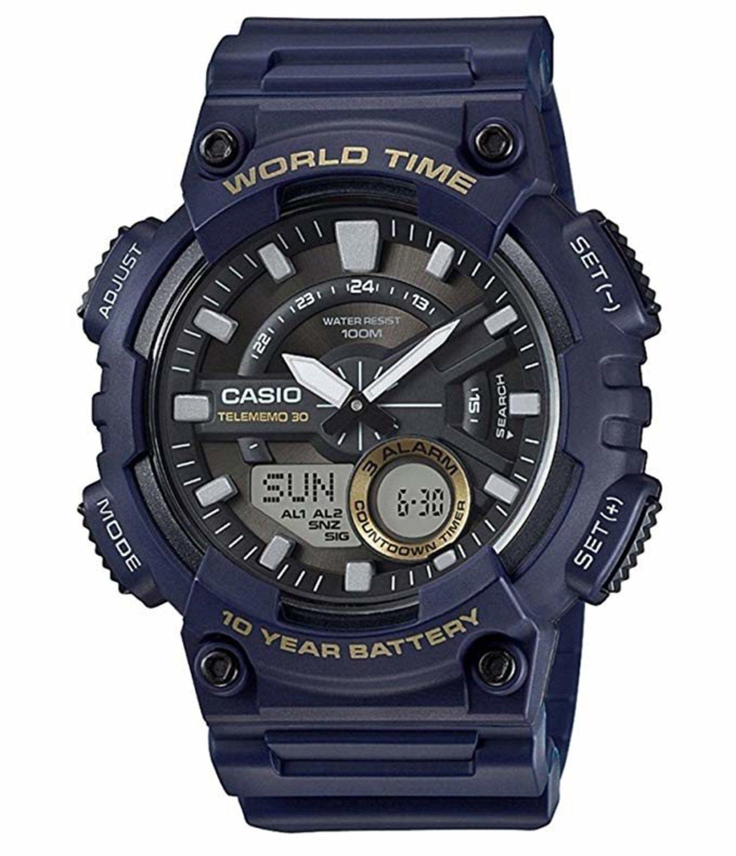 Un reloj fabricado con buen material es lo mejor para estas situaciones.