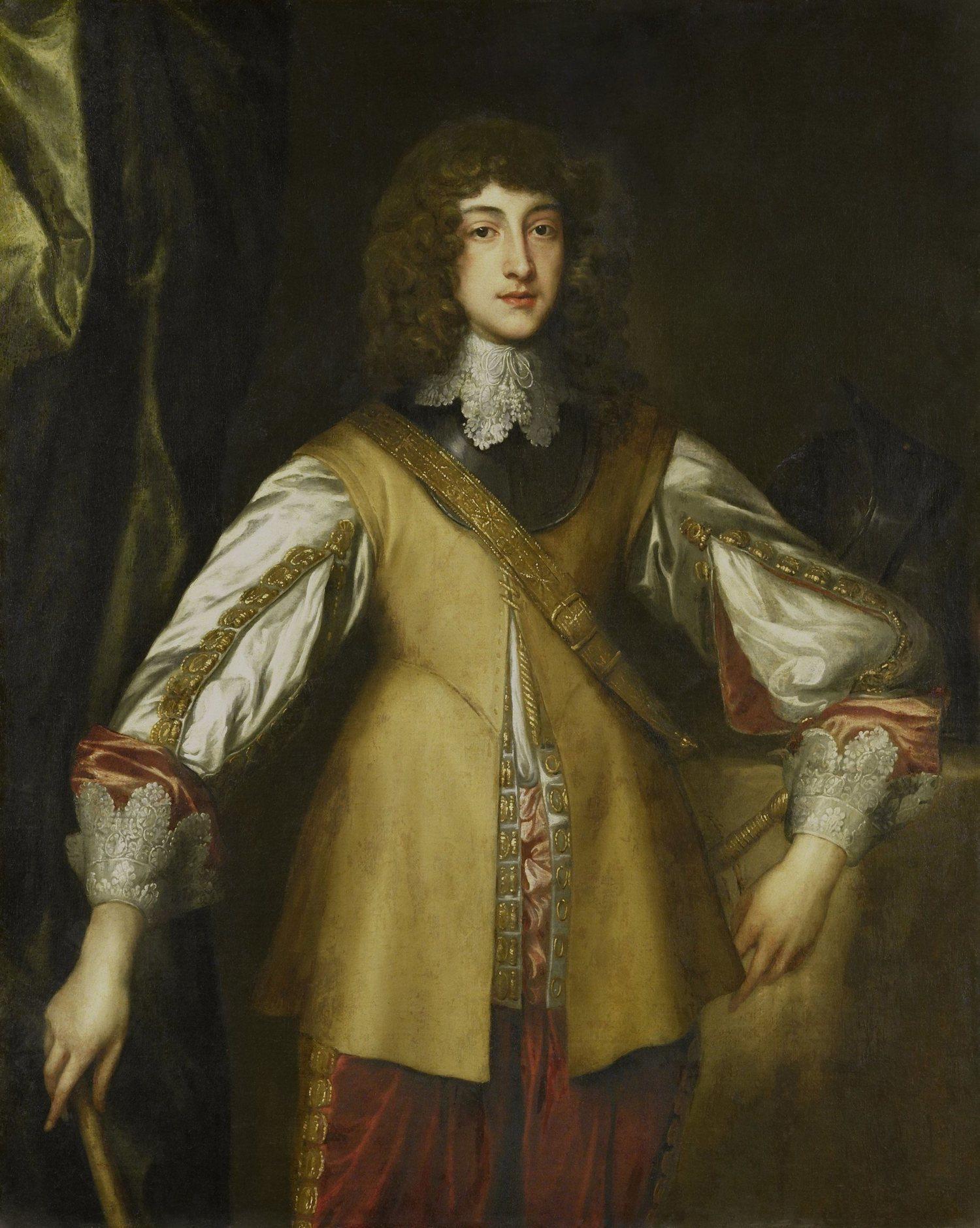 En el siglo XVII solo la nobleza llevaba melena