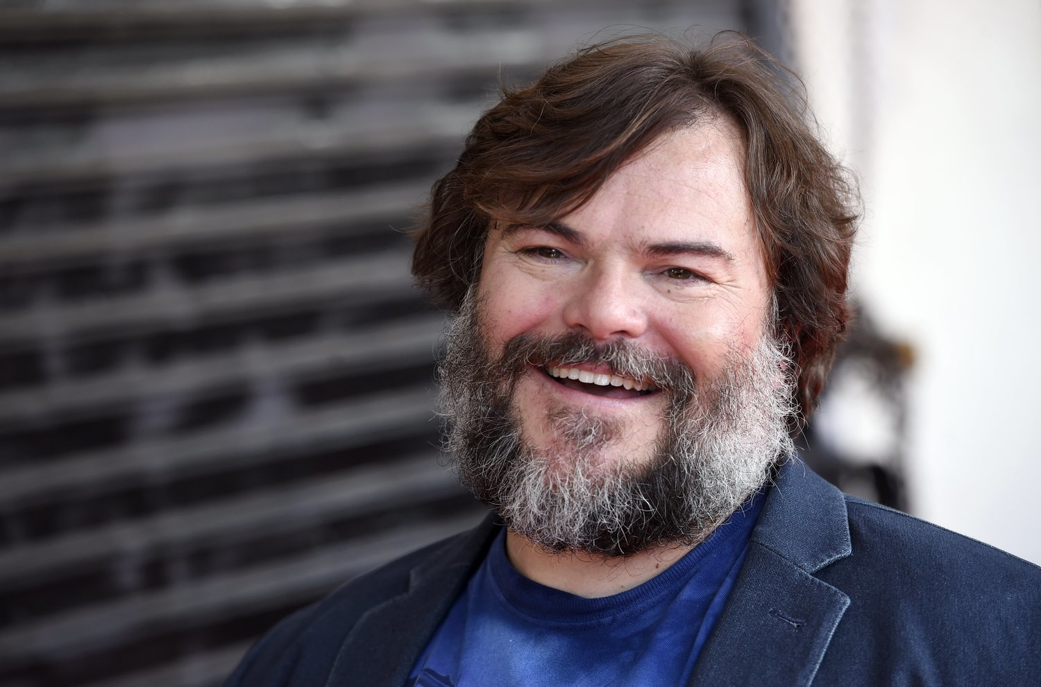 Jack Black, un gordo con estilazo genuino