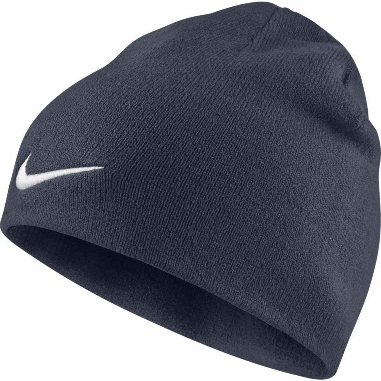 Gorro deportivo Nike azul (color negro también disponible).