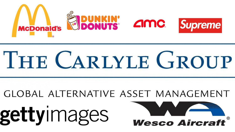 Carlyle Group controla la mitad del mundo mediante inversiones