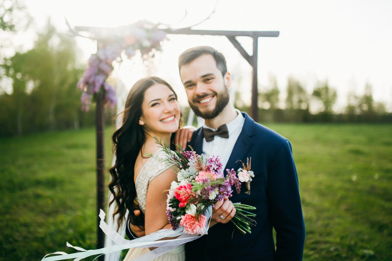 Si llevas barba siempre, llévala también el día de tu boda