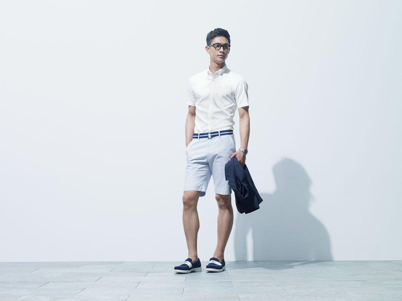 Pantalón corto y camisa de manga corta: el look que Uniqlo recomienda para el Super Cool Biz.