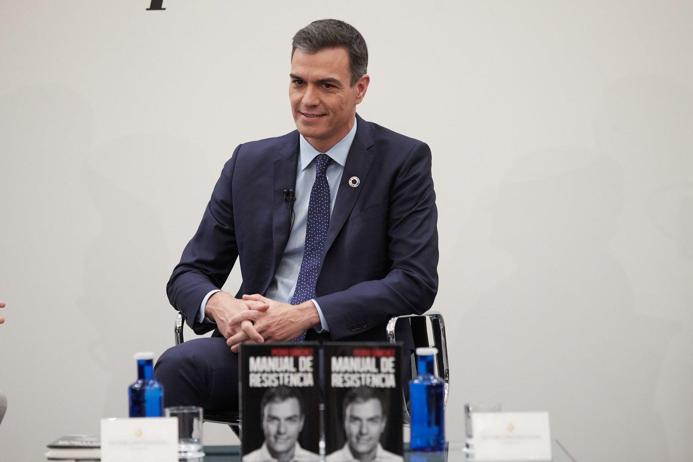 El portal 'Insider' publicó un artículo sobre el atractivo de Pedro Sánchez.