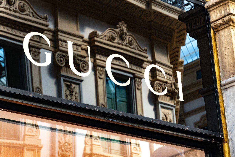 Gucci, una de las empresas de moda con más valor de todo el mundo.