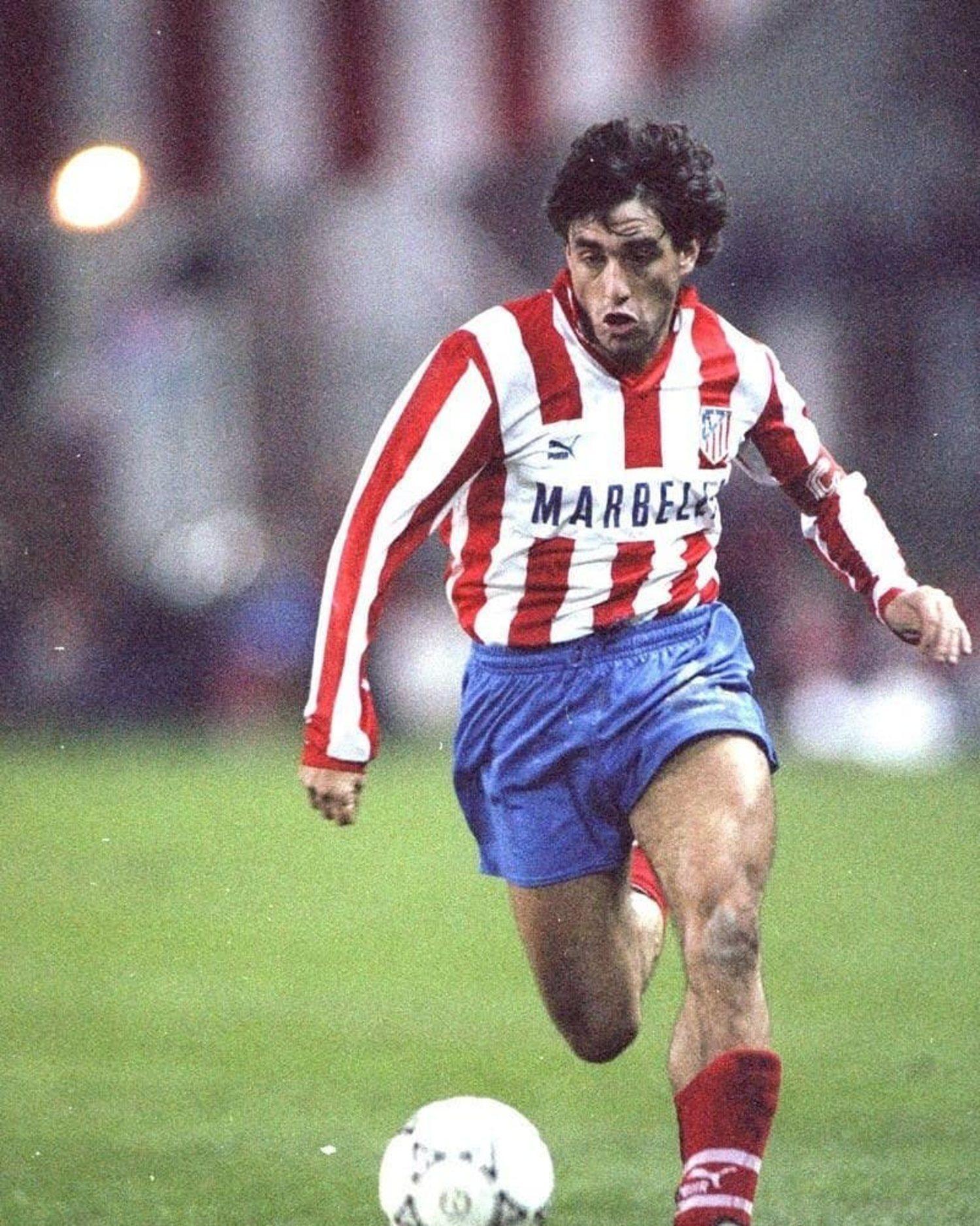Puma fue el proveedor deportivo del Atlético de Madrid desde 1983 hasta 1998.