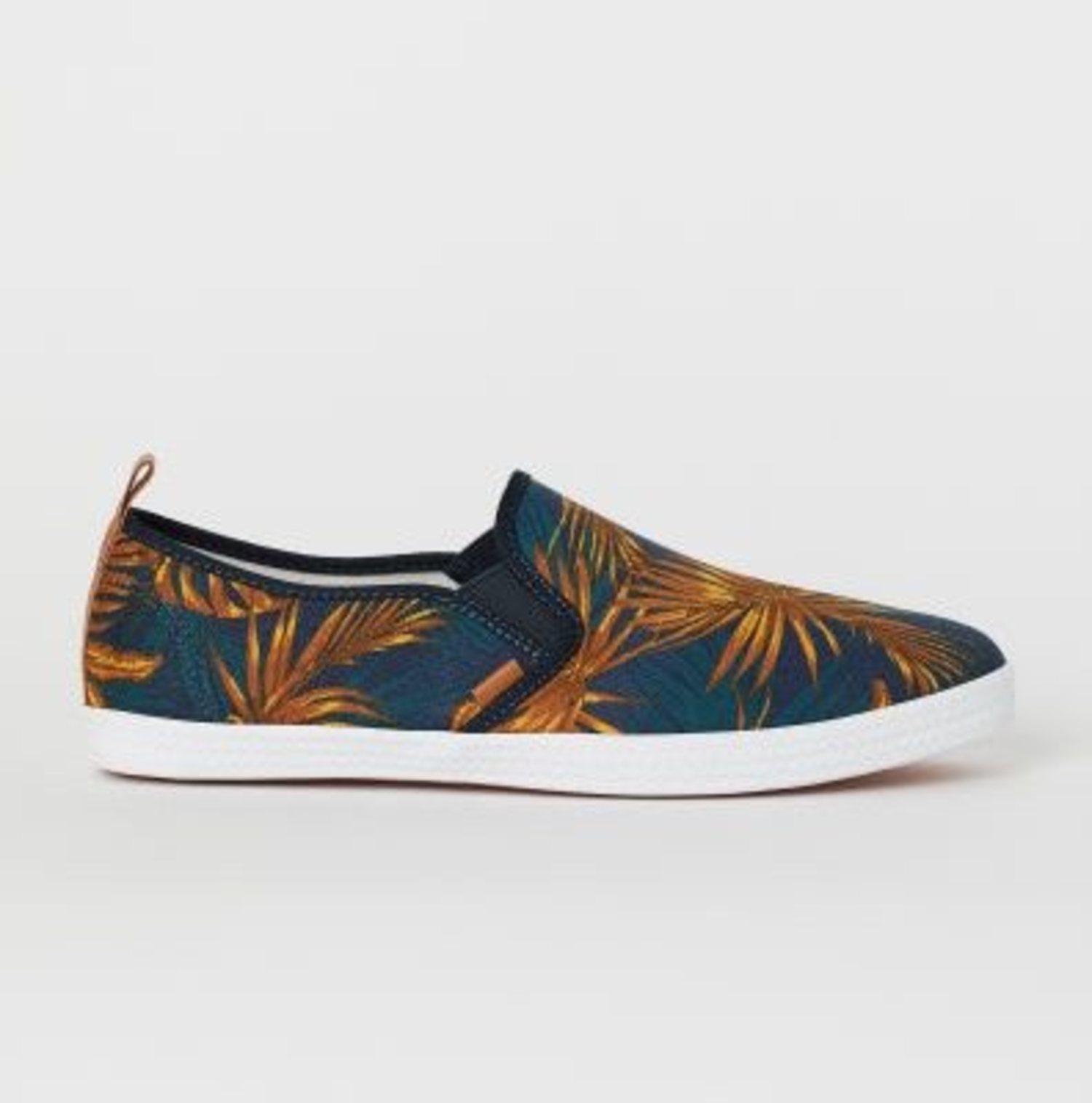 Estas zapatillas te ayudan a ponerte en el 'mood' de verano.