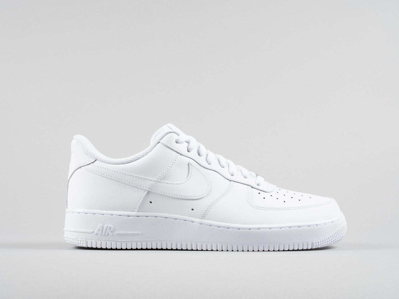 Nike Air Force, la pureza hecha zapatilla.