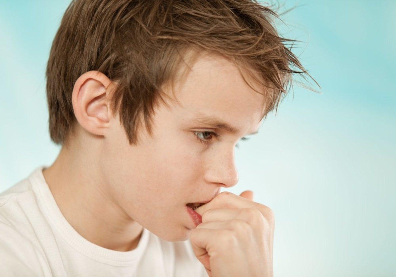 La edad habitual para comenzar a morderse las uñas es entre los 3 y 4 años