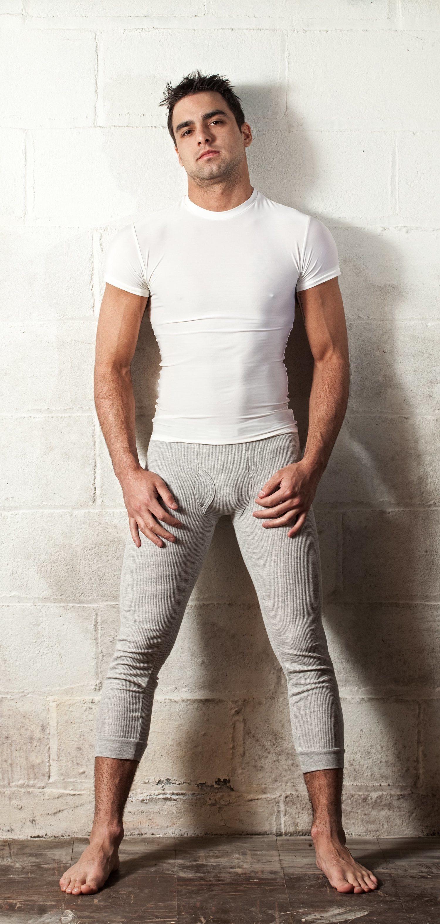Los calzoncillos Long johnson, un modelo no muy extendido.