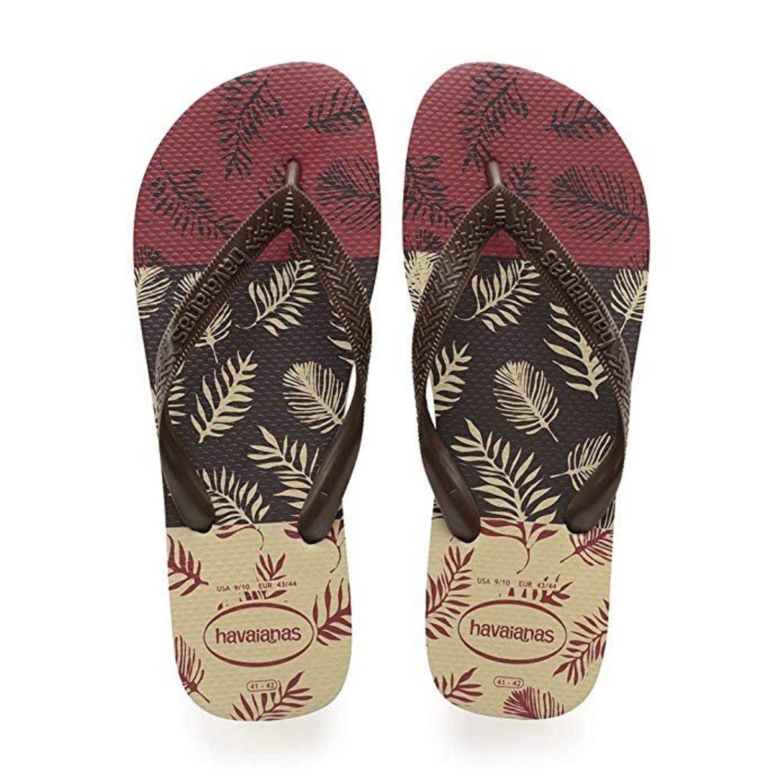 Flip-flops de la marca Havaianas de goma y varios colores