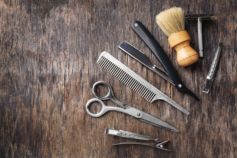 Las herramientas del barbero apenas han variado a lo largo de los años.